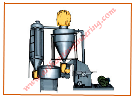 Automatic Suction Pulverize Machines
